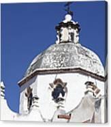 Atotonilco Hidalgo Mexico Canvas Print