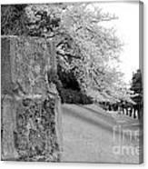 Atsugi Pillbox Walk  H1 Canvas Print