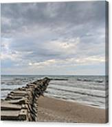 Atwater Pier Canvas Print