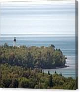 Au Sable Lighthouse Canvas Print