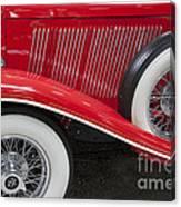 Auburn 12-161 Coupe Canvas Print
