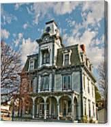 Auburn Home 0075 Canvas Print