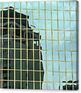 Auckland Reflection Canvas Print