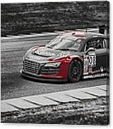 Audacious Audi R8 Canvas Print