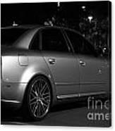 Audi 2 Canvas Print