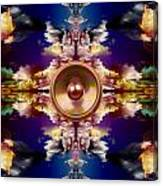 Audio Reflect 2 Canvas Print