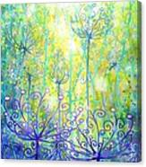 August Enchanted Canvas Print