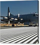 Lockheed Cp-140 Aurora Canvas Print