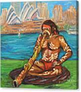 Aussie Dream I Canvas Print