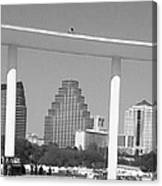 Austin Skies Canvas Print