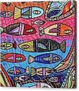 Australia Great Barrier Reef Canvas Print