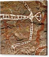 Indigenous Aboriginal Art Art 1 Canvas Print