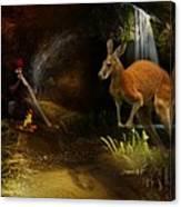 Australian Dreaming Canvas Print