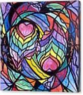Authentic Relationship Canvas Print