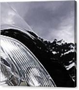 Auto Headlight 150 Canvas Print