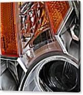Auto Headlight 25 Canvas Print