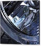 Auto Headlight 3 Canvas Print