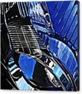 Auto Headlight 71 Canvas Print