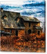 Autumn 1936 Canvas Print