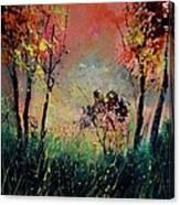 Autumn 5631 Canvas Print