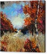 Autumn 5641 Canvas Print