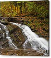Autumn Cascade Canvas Print