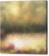 Autumn Colors - Abstract Canvas Print