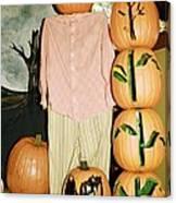 Autumn Decorations Canvas Print