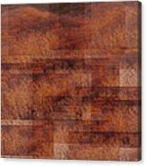 Autumn Forest Of The Northern Song  Canvas Print