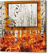 Autumn Gallery Canvas Print