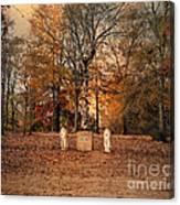 Autumn Guardians Canvas Print