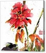 Autumn Heirloom Canvas Print