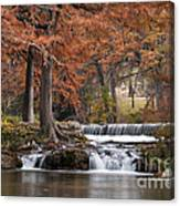 Autumn Idyll Canvas Print