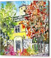 Autumn In Bergamo 02 Canvas Print