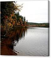 Autumn In Maine Canvas Print