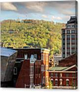Autumn In Roanoke Canvas Print