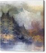 Autumn In The Usa  Photo Art Canvas Print