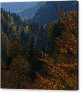 Autumn Magic - Austria Canvas Print