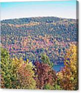 Autumn Mountain Canvas Print