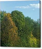 Autumn Panorama 3 Canvas Print
