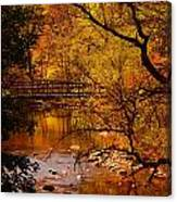 Autumn Scene Canvas Print