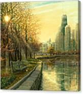 Autumn Serenity II Canvas Print