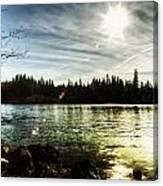 Autumn Sonata Canvas Print