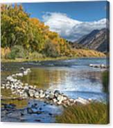 Autumn Stance Canvas Print