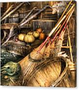 Autumn - This Years Harvest Canvas Print