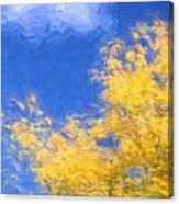 Autumn Xiv Canvas Print