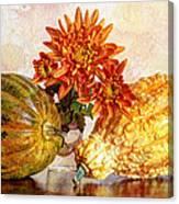 Autumn's Charm Canvas Print