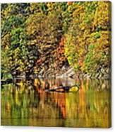 Autumns Glow Canvas Print