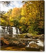 Autumn's Magic Canvas Print