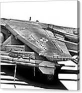 Av-8b Harrier Canvas Print